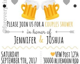 Love is Brewing Wedding Shower