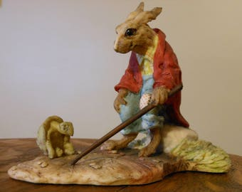 Vintage Uncle Remus Characters by Lowell Davis: Schmid, Scotland