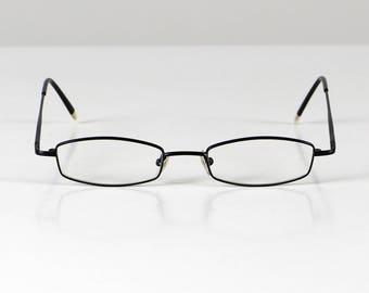 Vintage glasses, spectacle frame, vintage eyeglasses, vintage spectacles, vintage specs, black specs
