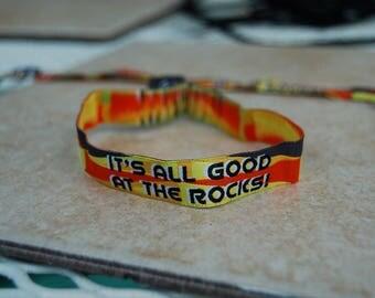 V2 GRIZ Red Rocks Woven Wristbands ( Sept 1 & 2 ) Morrison CO