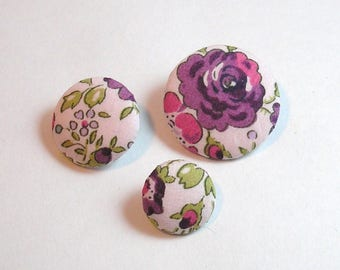 Button Liberty Bliss 28 mm
