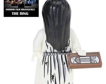 lego de l'horreur: l'anneau