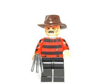 Horror Lego : Freddy Krueger