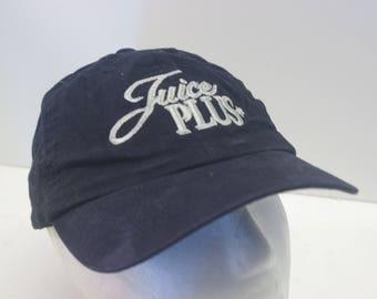 Juice Plus + Hat cap 90s 1990s low profile