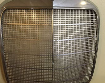 1970's Mercedes 280 Grill Hanging Lamp