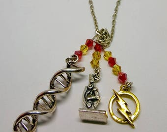 The Flash Inspired Necklace