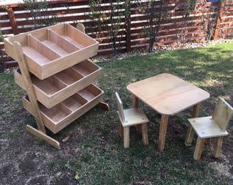 Toysort and table set