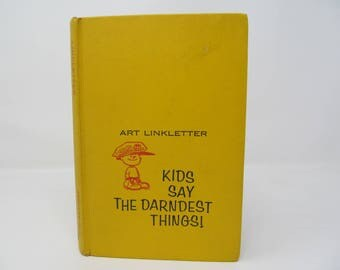 Kids Say The Darndest Things! Art Linkletter 1957