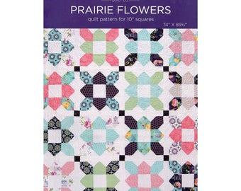 Prairie Flower Quilt Pattern by the Missouri Star Quilt Company