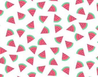 Life's A Beach - Watermelon White - Dear Stella (Stella-954-White)
