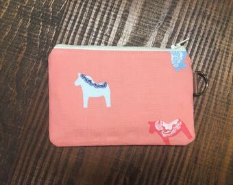Donkey Zip Pouch - Coin Purse