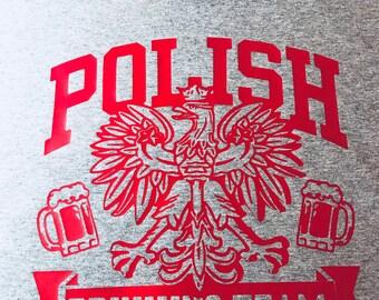 Polish Drinking Team Pride T-Shirt
