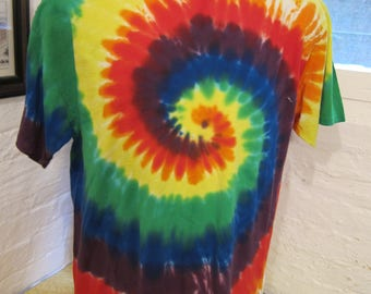 Size XL (48) ** Tye Dye Shirt (Deadstock Unworn)