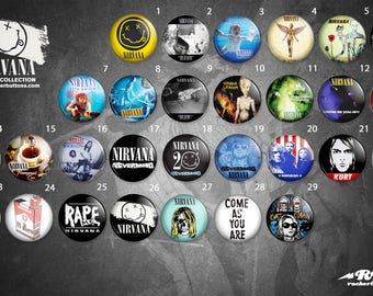 Veneers Collection Nirvana//Nirvana Buttons Collection