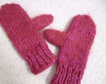 Mohair Gloves Mittens