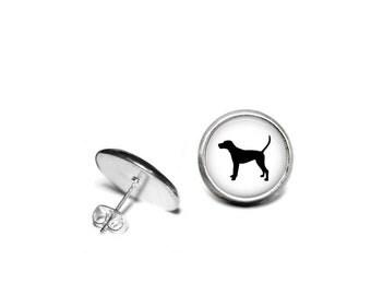 Treeing Walker Coonhound Earrings/Walker Coonhound Jewelry/Walker Coonhound Lovers/Walker Coonhound Gifts/Walker Coonhound Rescue