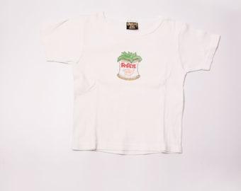Vintage Popeye 90s Spinach Tshirt
