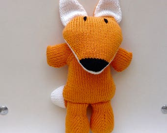 Mr. Fox stuffed soft plush!