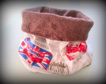 snood teen and adult very british collection