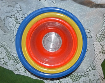 Pyrex Mixing Bowls Nesting Bowls Vintage Pyrex Primary Bowls Pyrex Bowls Vintage Pyrex Primary Color Pyrex Bowls Mixing Bowls Baking Mixing