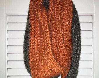 Custom Scarf, Scarf, Crochet Scarf, Infinity Scarf, Fall Scarf, Custom Gift, Soft Scarf, Soft Infinity Scarf, Adult Scarf, Warm Scarf