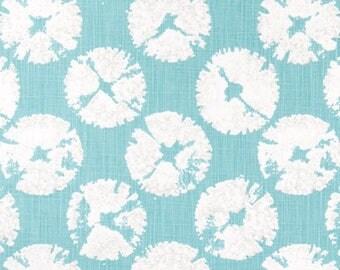 "Premier Prints Fabric-SAND DOLLAR-Cancun (Blue) -OR- Color Choice-Fabric--By The Yard-54"" wide-Slub Canvas-Decorator fabric"