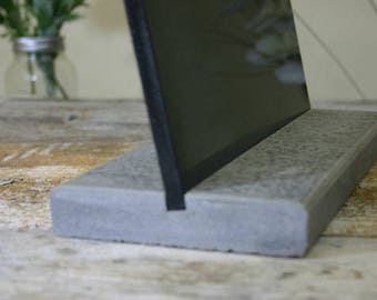 Pet Memorial Stone Composite Base Stand ONLY Heavy Stand Indoor/Outdoor For Our Granite Pet Headstone