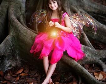 Fuchia Fairy Dress