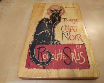 Le Chat Noir / The Noir Cat