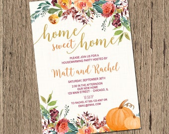 Housewarming invites Etsy