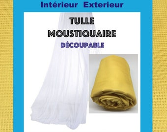 Tulle NET yellow Tulle Marquisette mesh square Ideal NET 150cm width is 10M 2