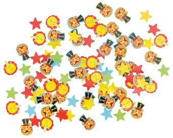 """Mix confetti decorative """"Circus Party"""""""