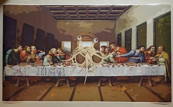 church of the flying spaghetti monster bible pdf