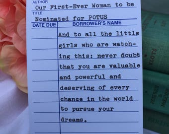 Hillary Clinton quote- Women Empowerment Quote- inspiring quote