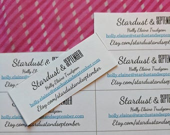 STARDUST STICKIES: Custom, Full Color Address Labels, Full Page Personalized Stickers, All Things Adhesive, My Design or Yours!, No Minimum