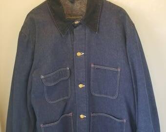 Vintage Wrangler Chore Jacket