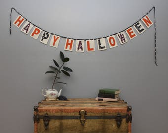 Happy Halloween Banner-Ready to ship