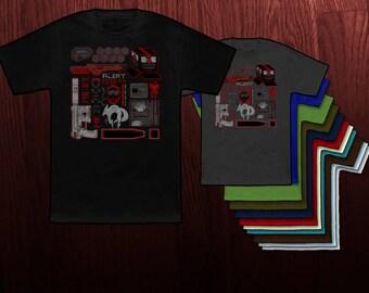Tools of the Trade- Ringspun Tshirt