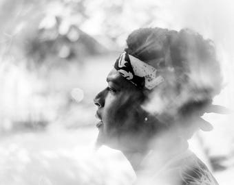 Dream Chaser, Portrait Photography, black and white photography, Portrait Photos, Day Dream, Wall Art, Black Artists, Black and White Prints