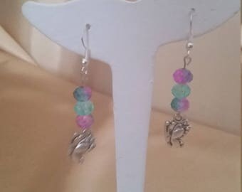 Hand made ear-rings