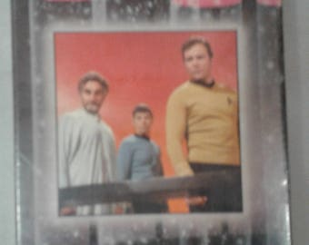 """Star Trek/Titled """"The Cloud Miners/Beta/Never Opened"""