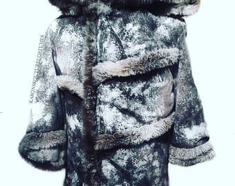 Game of thrones costume, wildling costume, ygritte costume, made to order. Open to commissions