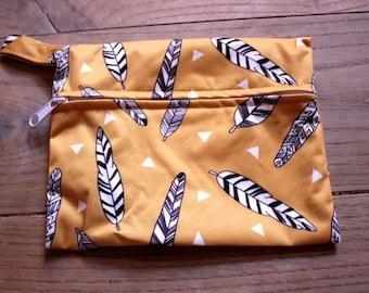 pouch bag, waterproof Pul: makeup, SHL, essential oils, swimsuit