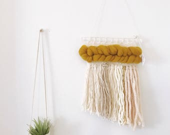 Chartreuse Weaving