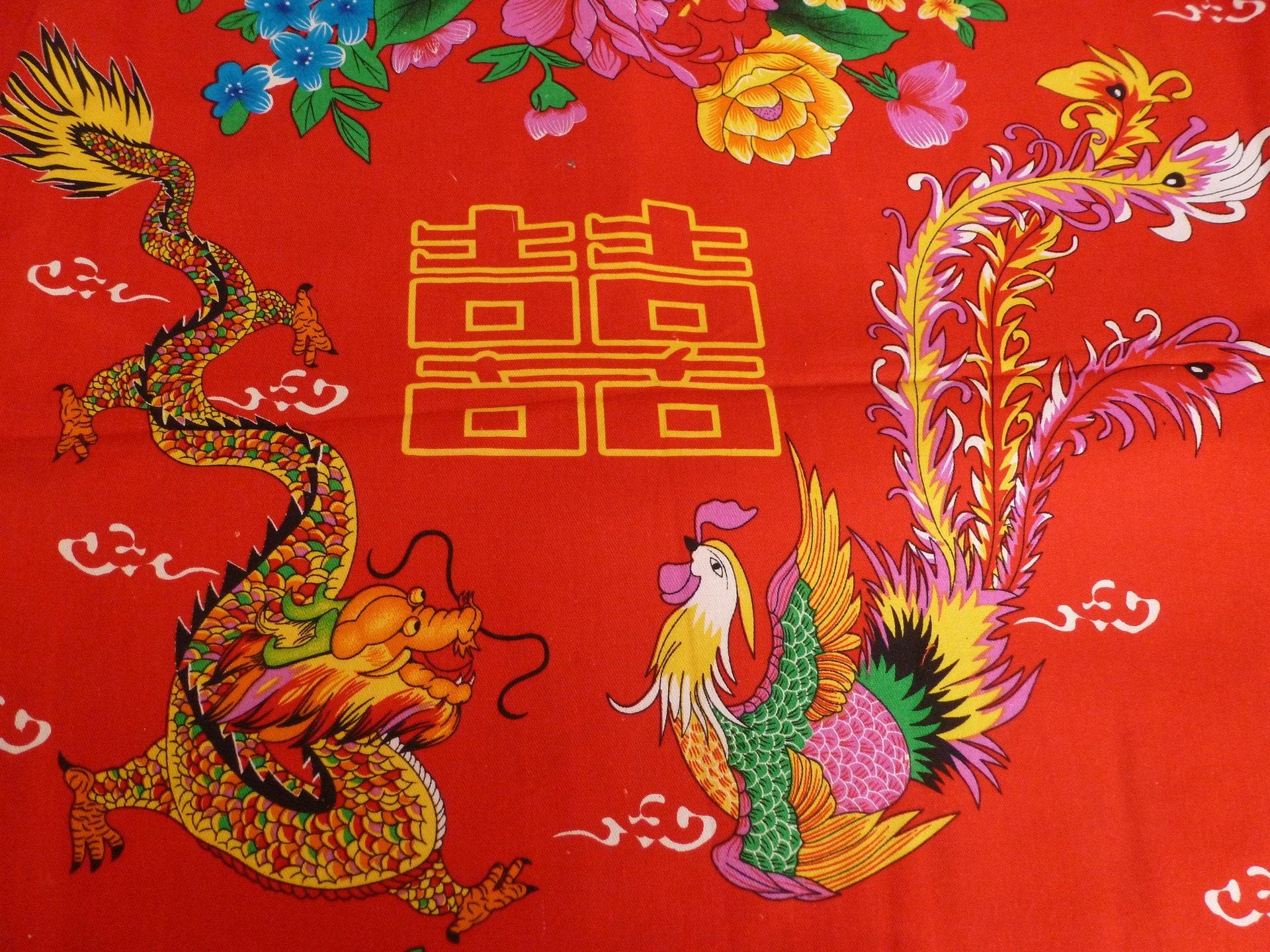 Luxe dragon chinois traditionnels coloriage avec boule de - Photo de dragon chinois ...