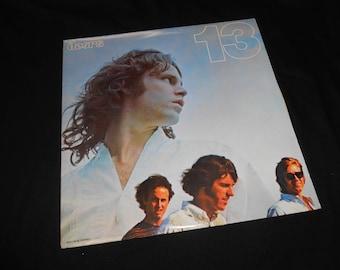 The Doors 13 (Original) Album LP Record 1970 Elektra Records