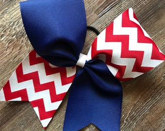 Cheer Bow, Bow, glitter bow - Choice of colors