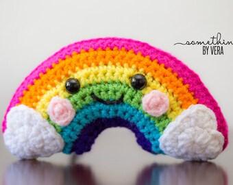 Rainbow Plush