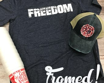 FREEDOM Tee (exclusive design)