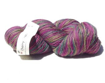 Cherry Tree Hill Supersock DK Select Yarn, Old Rose